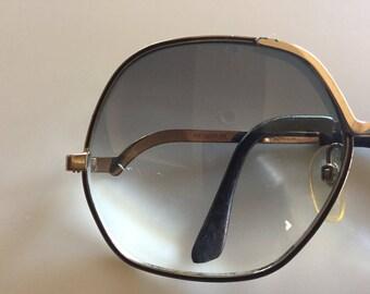 Vintage 70s Mod METALFLEX Sunglasses