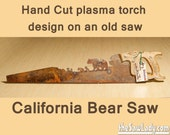 Metal Art Bear design - H...