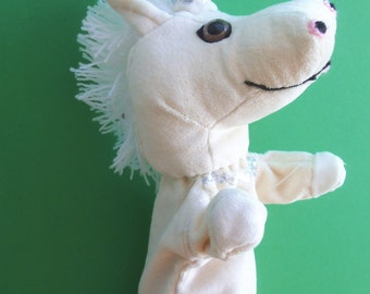 Unicorn (glove puppet)