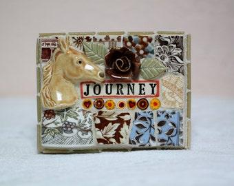 JOURNEY, mosaic art
