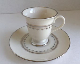 Vintage Franciscan Masterpiece China Arabesque Demitasse, Mid Century, Made in California, Vintage China, Made in USA, Fine China, Tea Cups