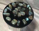 Labradorite Cabochon - Stone of Magic and Protection