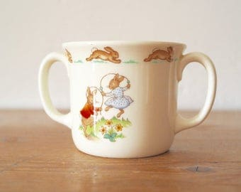 Childs China Cup - Easter Gift