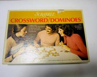 SCRABBLE: Crossword/Dominoes