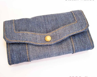 Custom Clutch Wallet