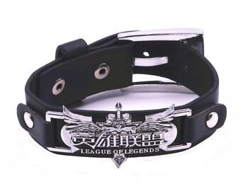 league of legends, gothic bracelet,