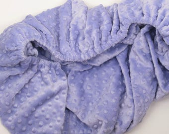 Lavender - All Sizes Minky Sheets or Changing Pad - Standard, Mini, Pack N Play Sheet or Changing Pad Cover - Jewel