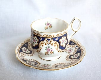 Vintage English Rosina teacup…fine bone china teacup...made in England.