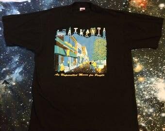 Vintage Atlanta Georgia An Unparalleled Mecca for People T-Shirt