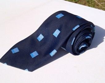 Vintage 1970s Helene Curtis Salon Uniform Polyester Tie