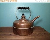 SALE - The Simplex Copper Kettle - England