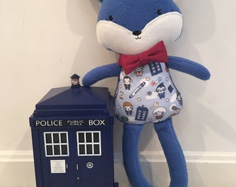 Doctor Who Fox Plush Toy 18 inches