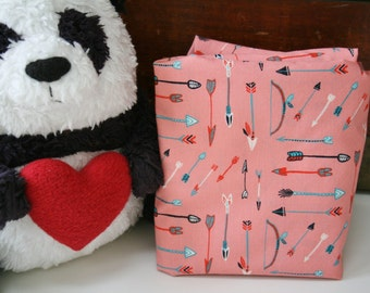Organic Crib Sheet, Mini Co-Sleeper, Co-Sleeper, Pack n Play, Mini Crib, Toddler Sheet, Organic,  Wildland, Arrow Crib Sheet, Baby Girl