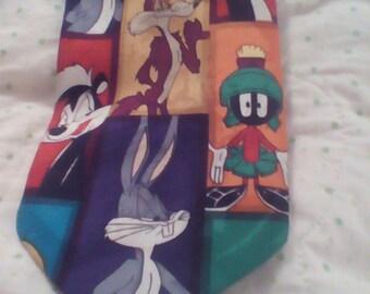 Looney Tunes necktie