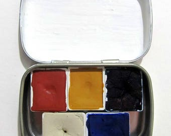 Miniature Travel Tin - 5 colors