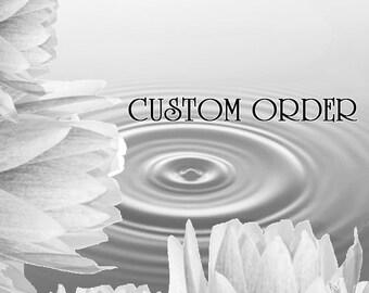 Custom order for Levi