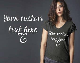 Custom Shirts | Custom Tshirts | Personalized Gifts | Custom T-shirts | Quotes | Quote Shirt | Inspirational T-shirt | Korena Loves