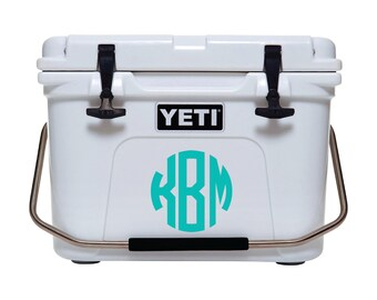 Custom YETI Cooler with Free Personalization – Personalized yeti cooler, Monogram Yeti Cooler, Custom yeti, yeti cooler