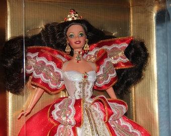 Barbie Happy Holidays Special Edition 1997 - Vintage - Collectible