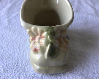 Ceramic Shoe Bootie #642