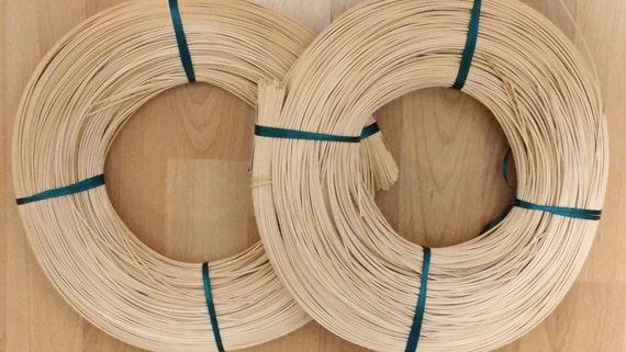 Basket Weaving Round Reed : Mm round reed coil basket making weaving supplies lb