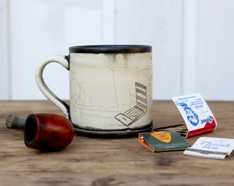 Matchbook Mug