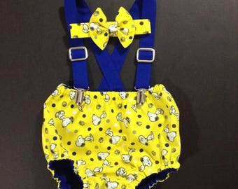 SNOOPY CAKE SMASH, boys birthday outfit, Snoopy birthday outfit, boys clothing, photo prop