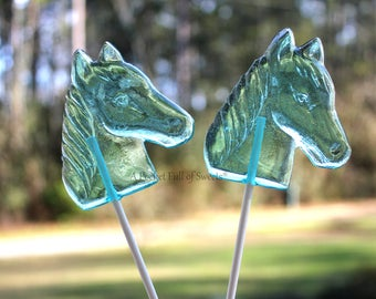 8 Farm Party Favors, Western Party, Western Wedding, Western Baby Shower, Equestrian Gifts, Horse Party, Barley Pops, 8 Lollipop Favors