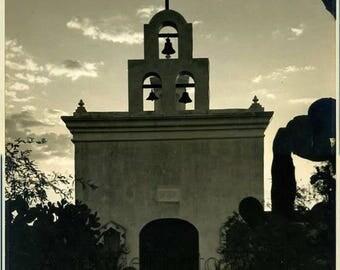 Church bells antique art photo