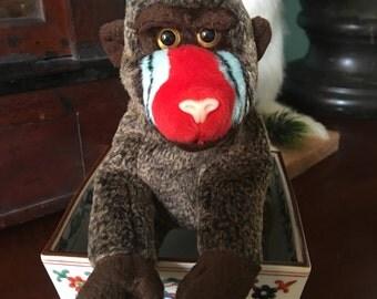 Beanie Original Baby Made in USA  Cheeks