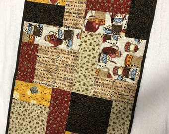Table topper,quilted table runner,