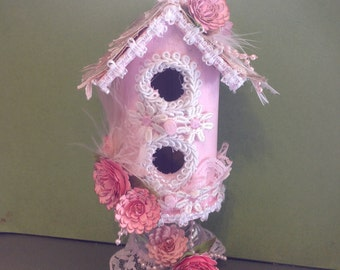 ShabbyChic Birdhouse