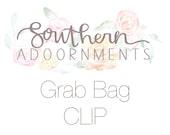 M/L Clip Bow Grab Bag