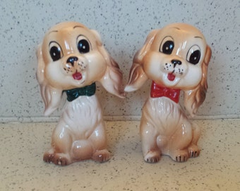 Commodore Puppy Shakers