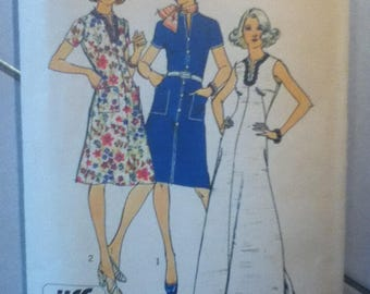 Simplicity Dress Pattern 6339   Sizes 14, 18 & 20