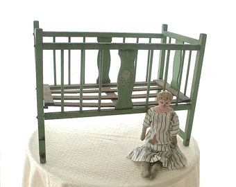 Doll Crib Etsy