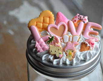 Kawaii Cookie Jar