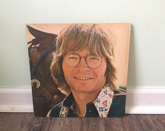 "John Denver ""Windsong"" vinyl record"