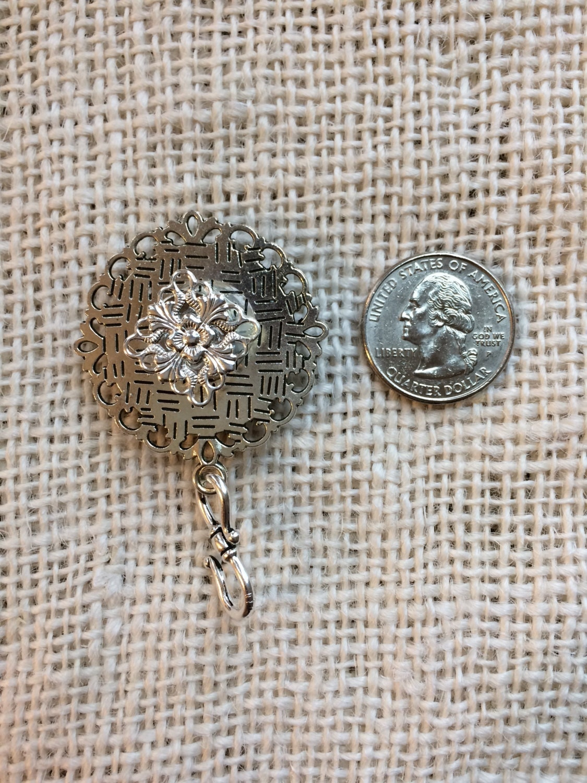 Knitting Pin Kaleidoscope D - Magnetic Knitting Pin for Portuguese Knitting