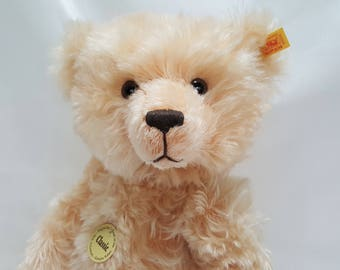 "Vintage Steiff, Steiff Classic Teddy Bear, 15"" Teddy Bear, Bear with Growler, Heirloom Bear"