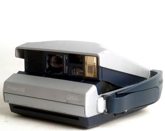 Vintage Camera Polaroid Spectra 1200si Instant Film Camera C1539