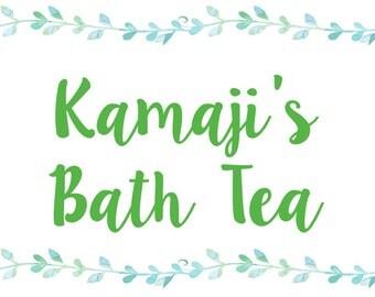 Kamaji's Bath Tea (Spirited Away)