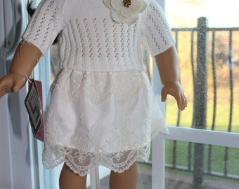 Lovely in Lace Skirt Set