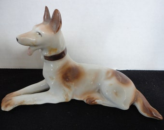 Decorative dog figurine