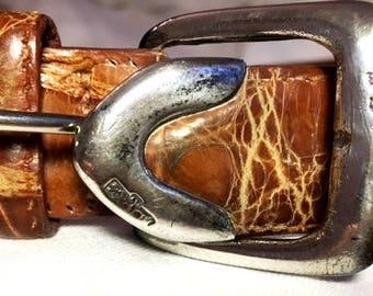 Genuine Ralph Lauren Vintage Alligator Belt