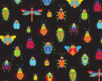 Bugs and Critters by Nutex Fabrics