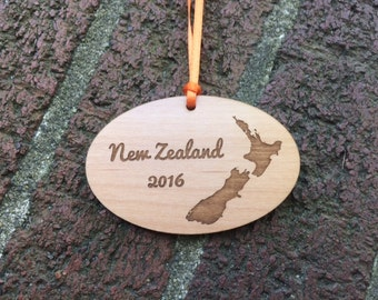 New Zealand Ornament