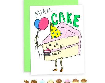 weird birthday card  etsy, Birthday card