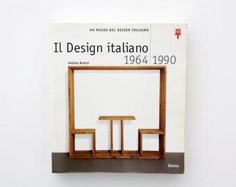 Vintage Book // Il Design italiano 1964-1990 // Un museo del design italiano // Andrea Branzi