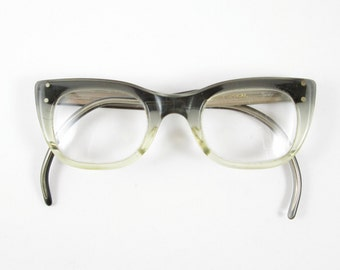 Vintage Eye Glasses American Optical Frames Eyewear Mid Century